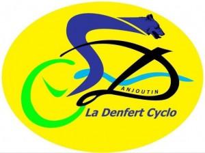Le logo de la denfert cyclo