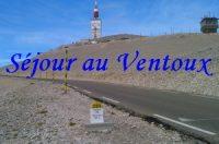Séjour au Mont Ventoux du Mardi 13 au Vendredi 16 Juin 2017.