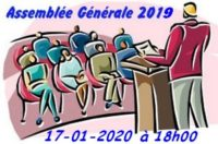 L'ASSEMBLÉE GÉNÉRALE ORDINAIRE 2019 de la Denfert Cyclo se déroulera à la Maison pour Tous de DANJOUTIN le Vendredi 17 Janvier à 18h00. Cliquez sur la vignette pour lire la […]