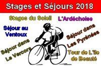 La Denfert Cyclo vous présente les Stages et Séjours que propose le Club pour l'année 2018.  Cliquez sur l'image pour tout découvrir sur les stages et séjours