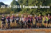 Samedi 22 Septembre le club organisait une sortie à la journée avec un parcours Franco Suisse de près de 150 km et quelques belles bosses . Cliquez sur la photo […]