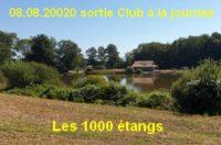 Le samedi 08 Août 18 adhérents du Club se sont retrouvés pour une sortie à la journée, direction les 1000 étangs avec passage chez Thibaut Pinot et pause casse croute […]
